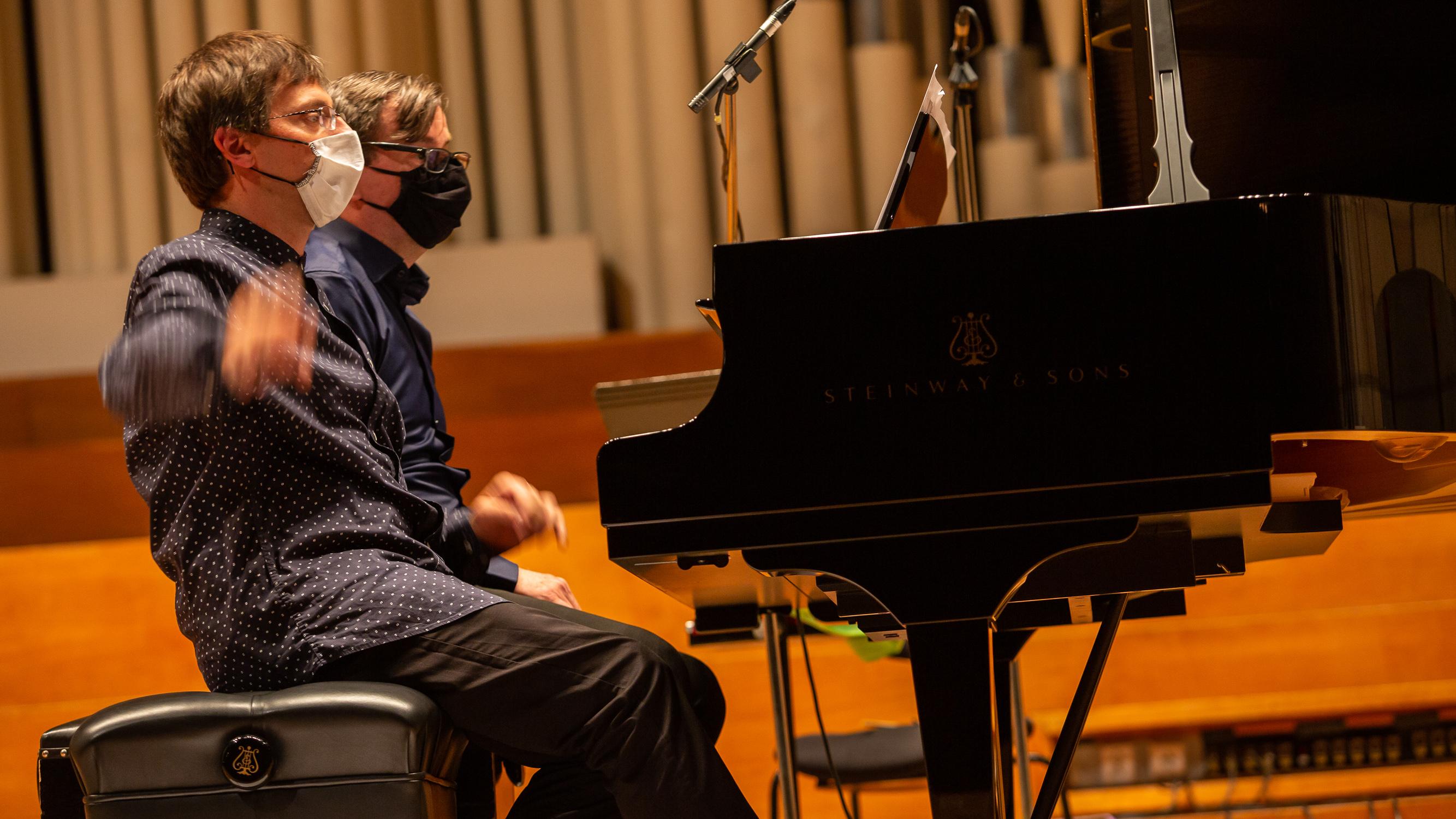 Stretnite sa s hudbou. Šiller a Boroš budú online
